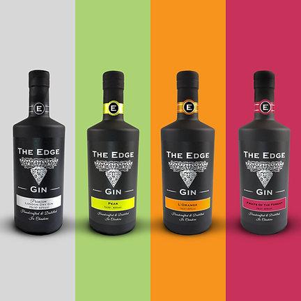 The Edge Gin (40%vol)