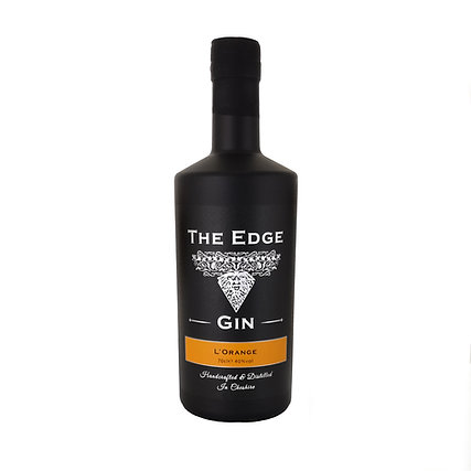 The Edge Gin L'Orange 70cl (40%vol)