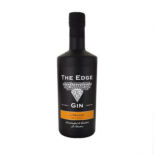 The Edge Gin L'Orange 70cl (40%vol)