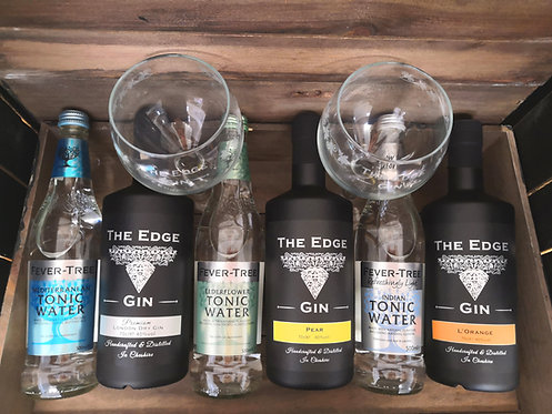 The Edge Gin Collection