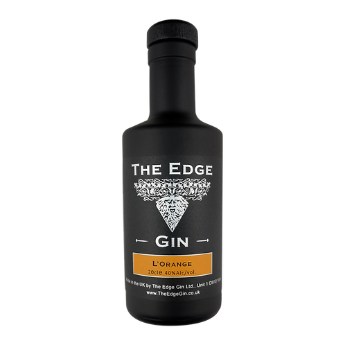 The Edge Gin L'Orange 20cl (40%vol)