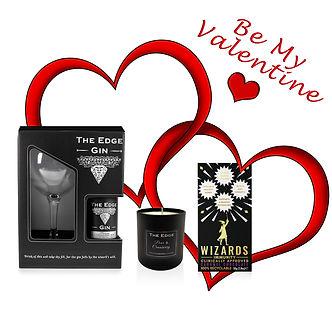 Valentine's Day Gin Gift Set