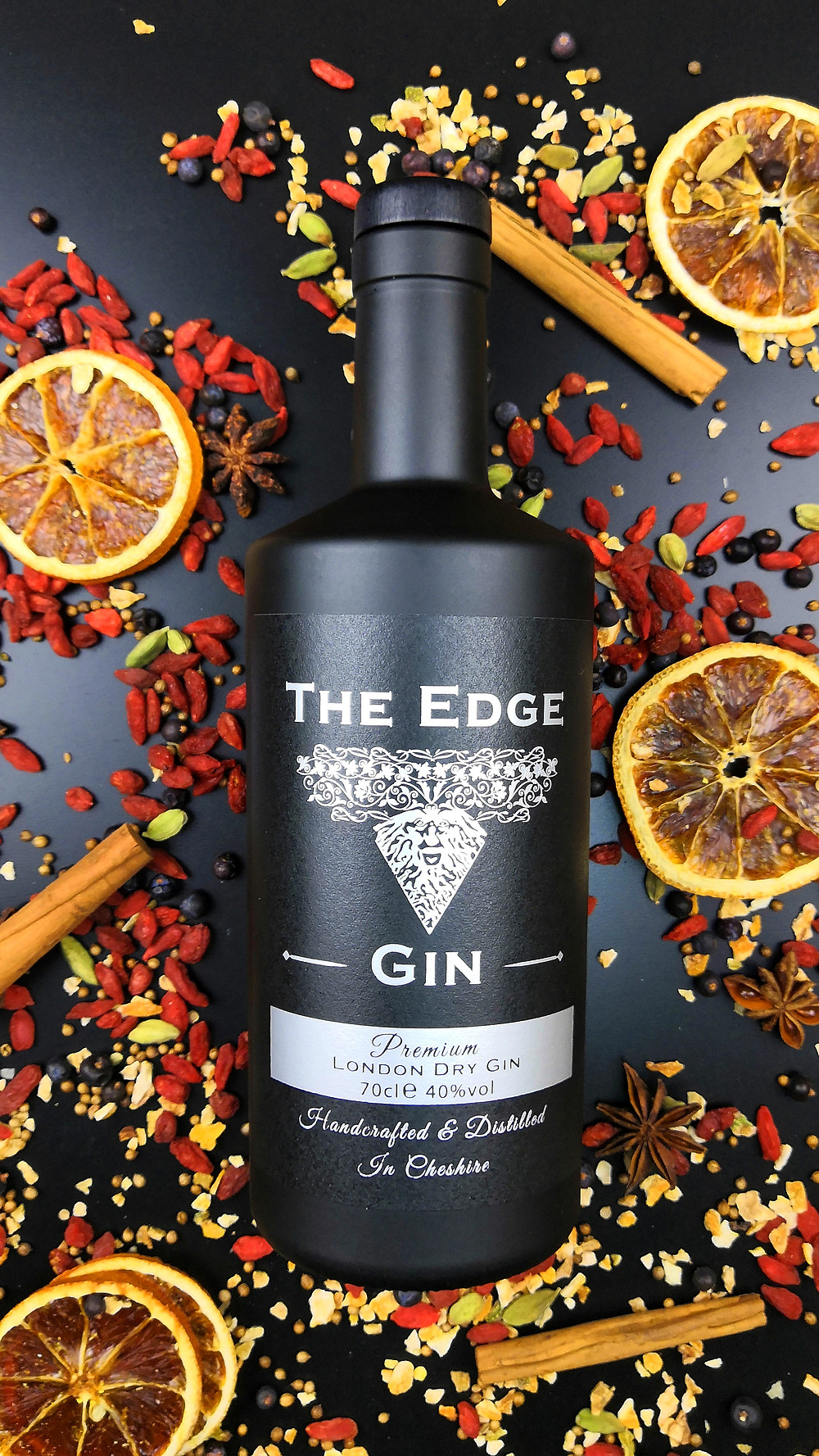 The Edge Gin - Contemporary London Dry