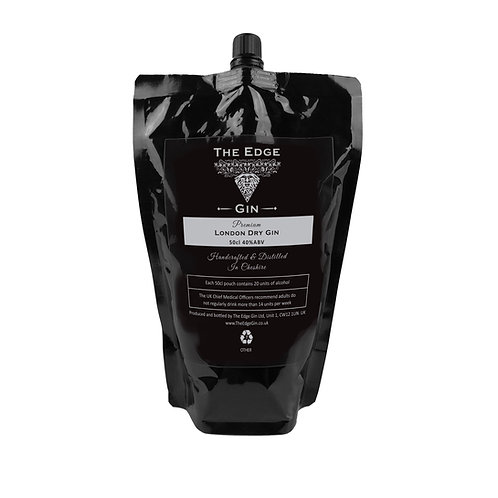Gin Refill Pouches 50cl