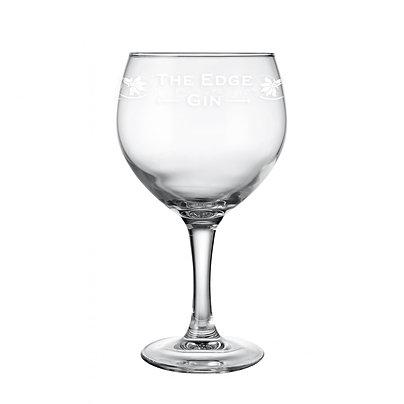 The Edge Gin Glass
