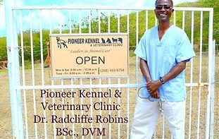 pioneer kennel