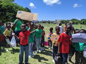 Climate Strike Antigua