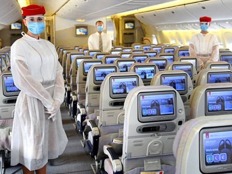 What is it like to fly and travel during the pandemic?