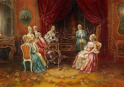 רגעי קסם במוסיקה קלאסית | הקתדרה למוסיקה