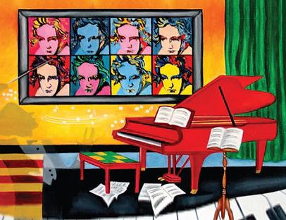 יצירות מופת בעונת הקונצרטים והאופרה | אסתרית בלצן ומשה זורמן