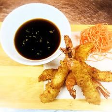 Shrimp Tempura App