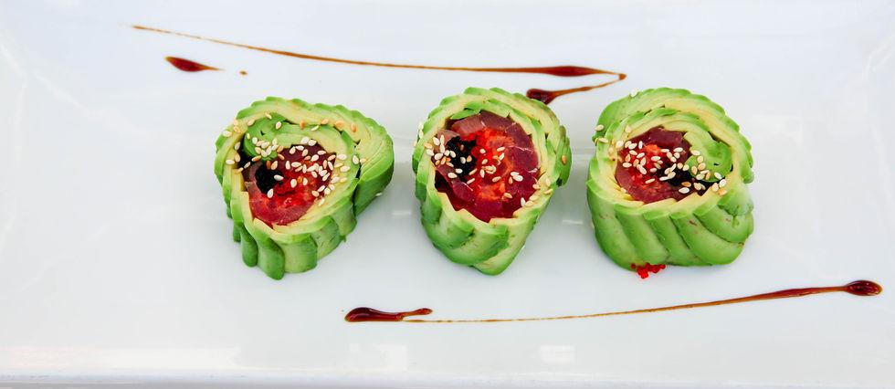 Green Avocado Wrap