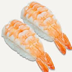 Nigiri Shrimp Ebi