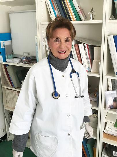 Dr. med Nada Müller-Papo Obernegstinge Allgemeinmedizinerin Frankental