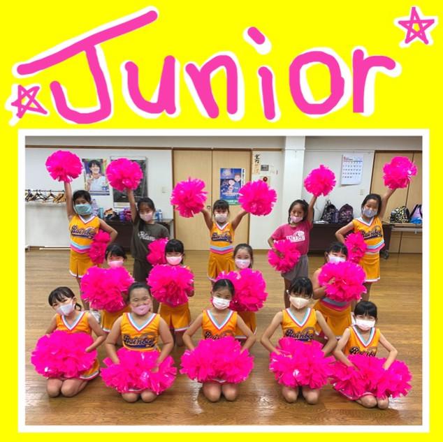 RAINBOW★ジュニアクラス
