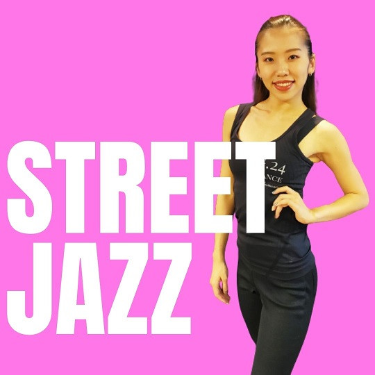 STREET JAZZ.