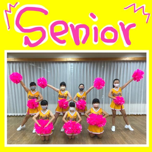 RAINBOW★シニアクラス