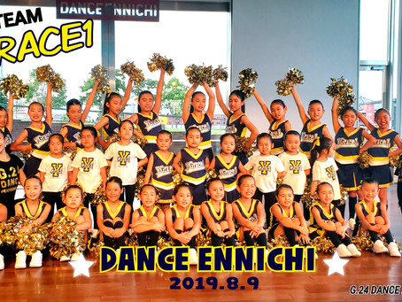 2019.8.9(金)★DANCE ENNICHI