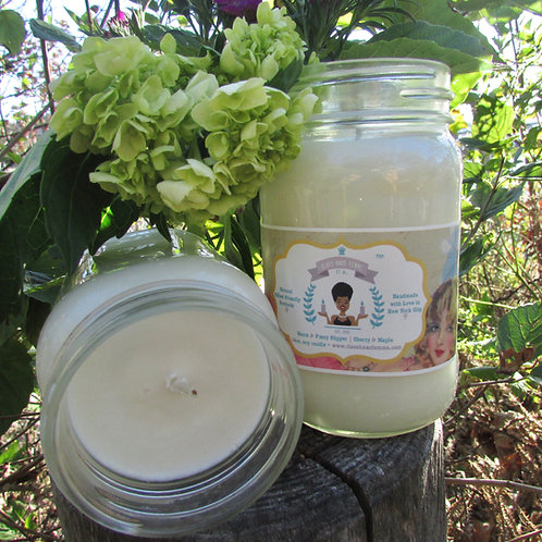 2 Large Candles Combo | Pick Your Fragrance | 16oz. Soy Candle