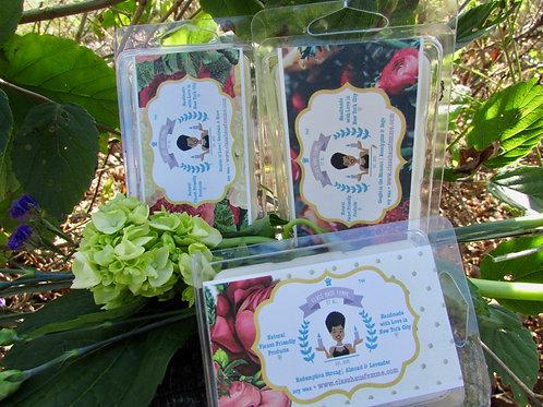 3 Wax Melts Combo    Pick Your Fragrance   Soy Wax Melt