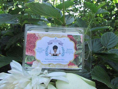 Garden of Love | Gardenia and Rose | Soy Wax Melt