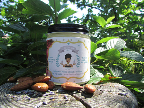 Redemption Strong | Almond and Lavender | 4oz. Soy Candle