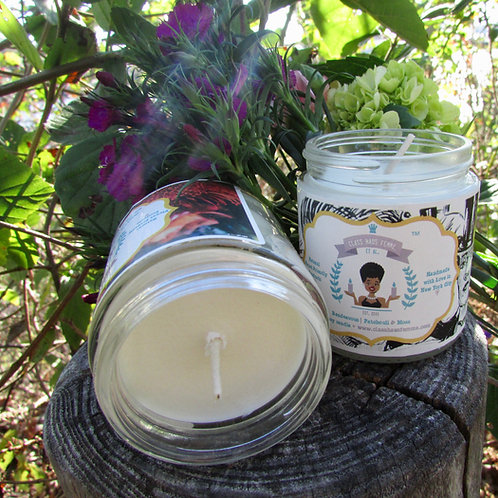 2 Small Candles Combo | Pick Your Fragrance | 4oz. Soy Candle
