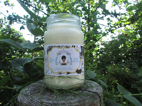Rendezvous | Patchouli and Moss | 16oz. Soy Candle
