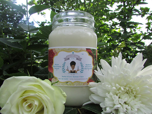 Garden of Love | Gardenia and Rose | 16oz. Soy Candle