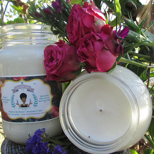 2 Mixed Candles Combo | Pick Your Fragrance | 12oz. & 16oz. Soy Candles