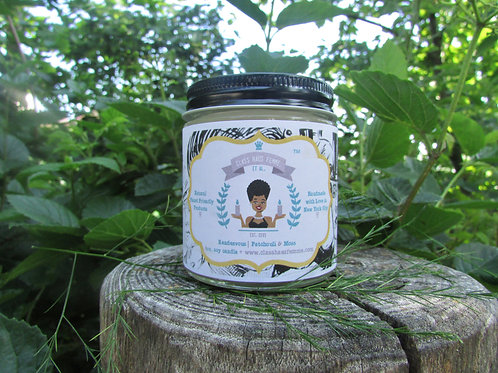 Rendezvous | Patchouli and Moss | 4oz. Soy Candle
