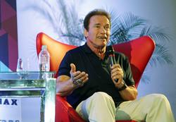 Foto de evento - Arnold Conference