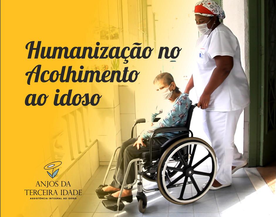 Enfermagem - Humanização no acolhimento ao idoso