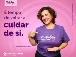 Foto para fundação do Cancer