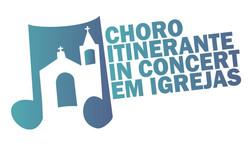 Logotipo Choro Itinerante criado por ZBR