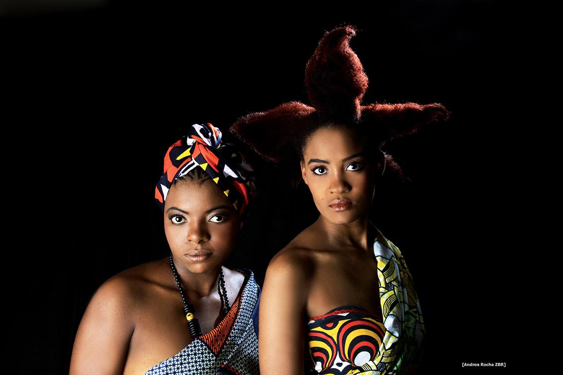 fotos das angolanas por Andrea Rocha