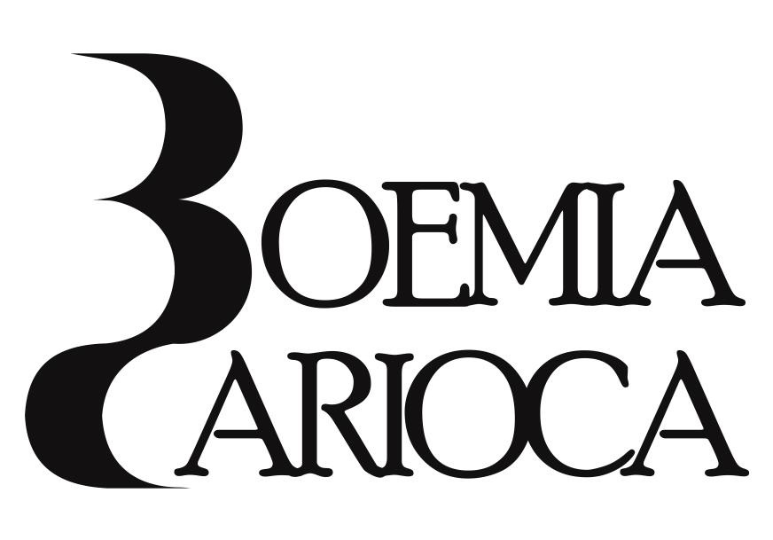 Logotipo Boemia Carioca criado por ZBR