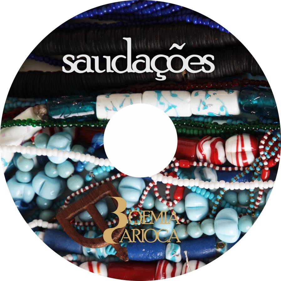 Rotulo CD Boemi Carioca