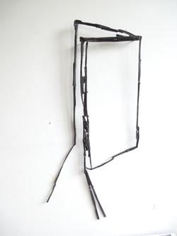 door, bronze