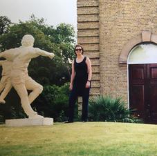 3rd Annual Battersea Park Sculpture Award with Si Sapsford