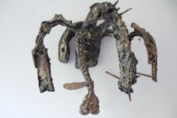 grotto, bronze