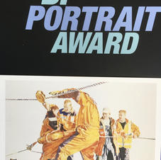 BP Travel Award 2000