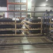 Turning rack