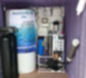 Dugouts to Reverse Osmosis Setup