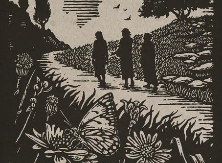 Walking with Jesus in Eastertide