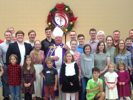 Home and Healing at Incarnation: A New Family's Story