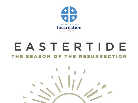 Sixth Sunday of Easter  |  May 9, 2021