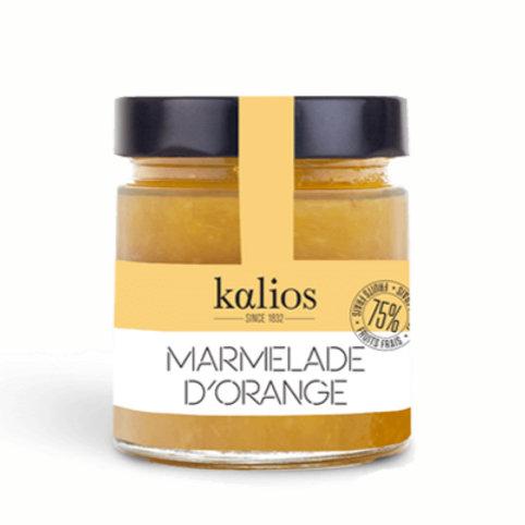 Kalios - Marmelade d'orange
