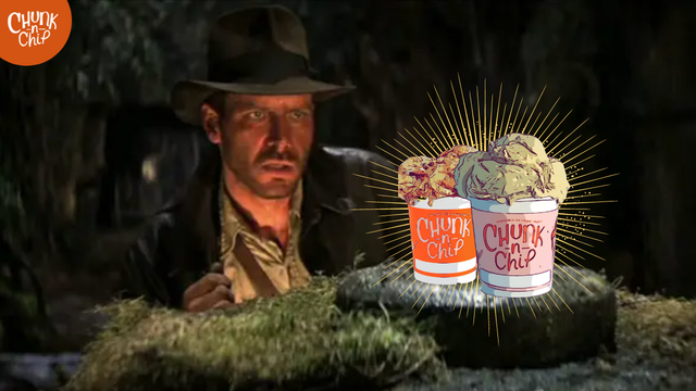 Indiana Jones and the Last Two Pints