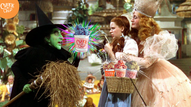 The Wizard of Oz - I'll get you my pretty, and your little pints too.